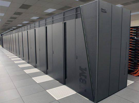 klimatyzacja serwerowni IBM