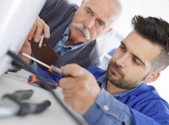 montaż pomp ciepła i systemów wentylacji przez specjalistów z Waso Klim