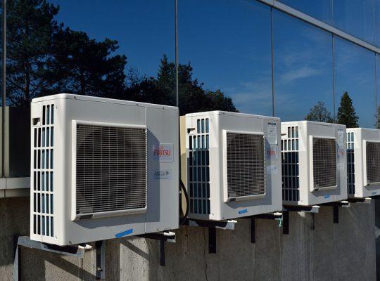 klimatyzatory Fujitsu