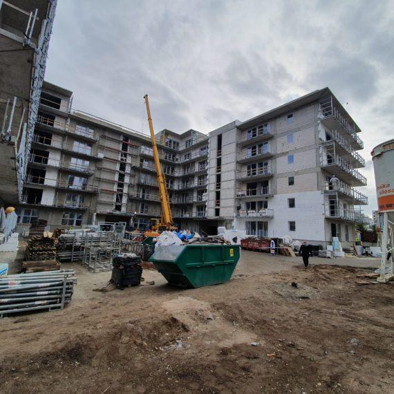 Plac budowalny