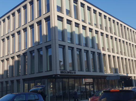 System Klimatyzacji RVF – Budynek biurowy w Katowicach