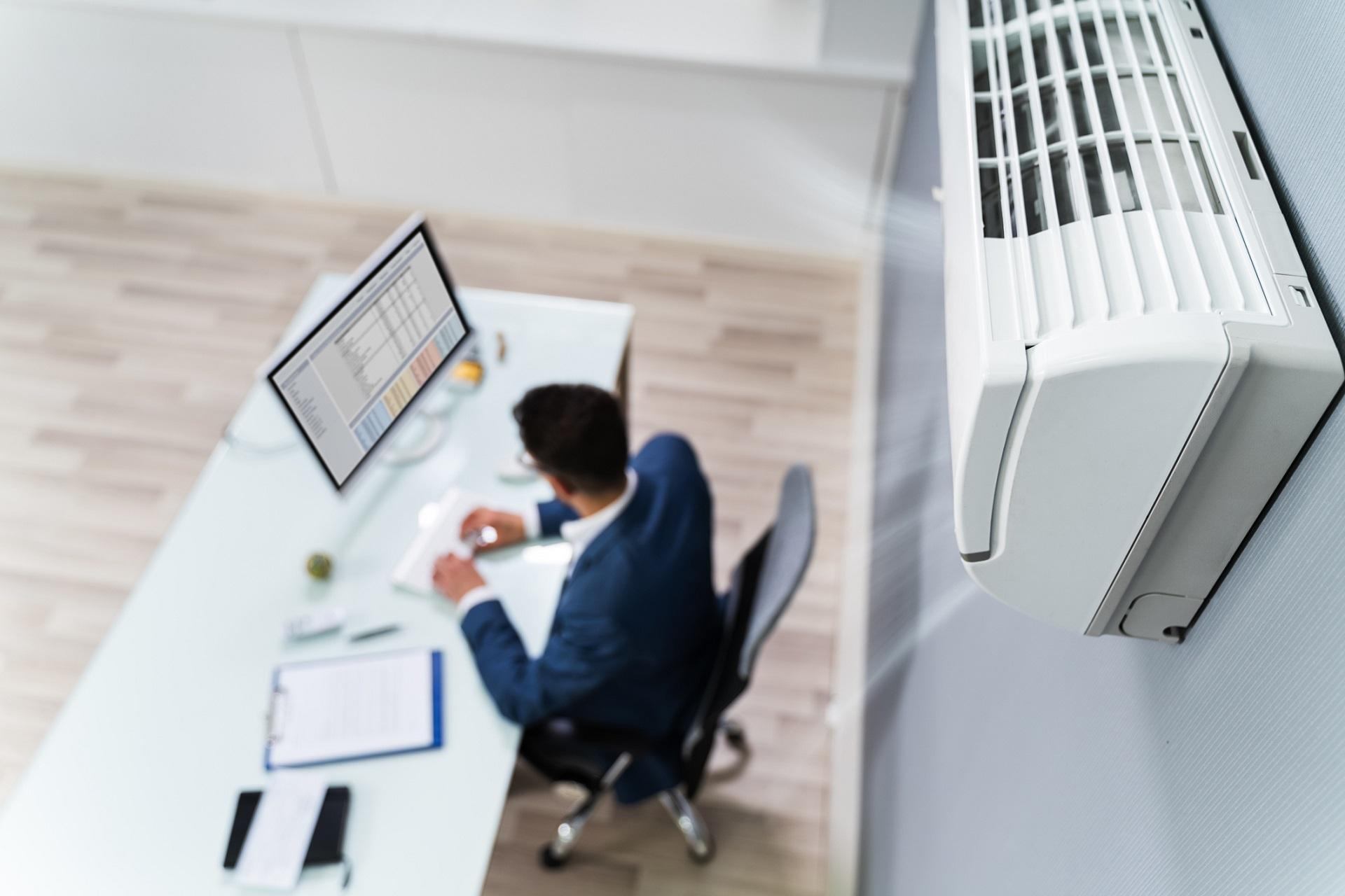5 korzyści montażu klimatyzacji w biurze
