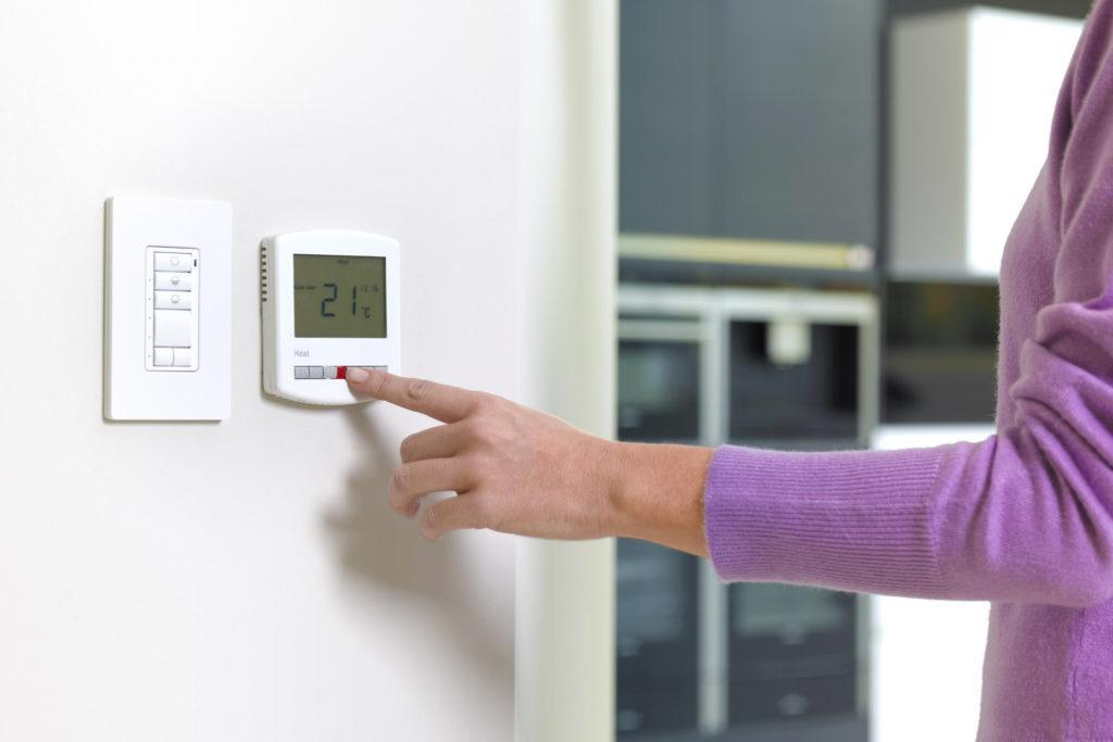 optymalna temperatura w mieszkaniu