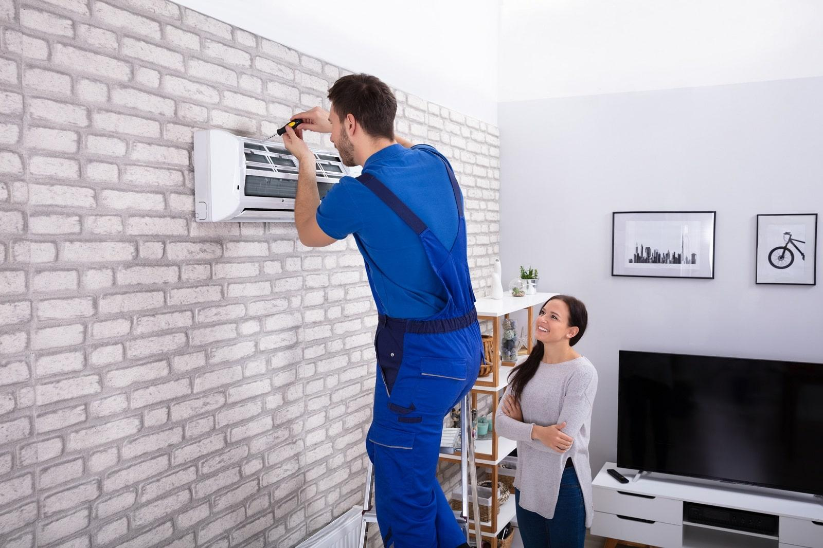 Na co należy zwrócić uwagę przy montażu systemu klimatyzacji?